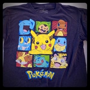 Youth Med Pokemon t-shirt